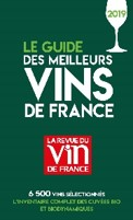 GUIDE TO THE BEST WINES OF FRANCE 2019  -  Note 16/20