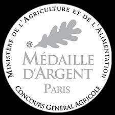 CONCOURS AGRICOLE DE PARIS 2019 - SILVER MEDAL