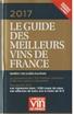 GUIDE DES MEILLEURS VINS DE FRANCE 2017 - 16Pts