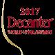 Decanter 2017