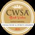 Médaille d'or CWSA Chine 2019