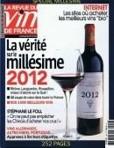 La Revue Du Vins De France 2013