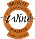 Médaille de bronze – Wine Challenge