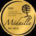 Médaille d'or – Concours International des Cabernet